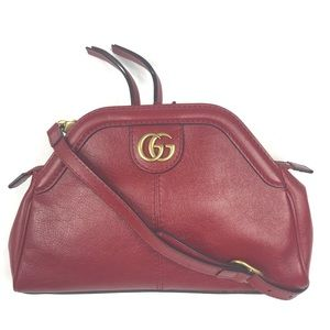 Gucci #524620 Re(Belle) Angry Cat Shoulder Bag